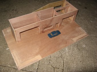 Creative Second Hand Wooden Toy Garage  Local Classifieds Buy And